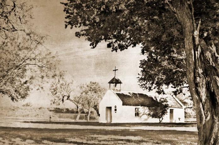 La Lomita Mission near Mission, TX